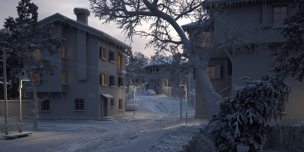 winter light resim